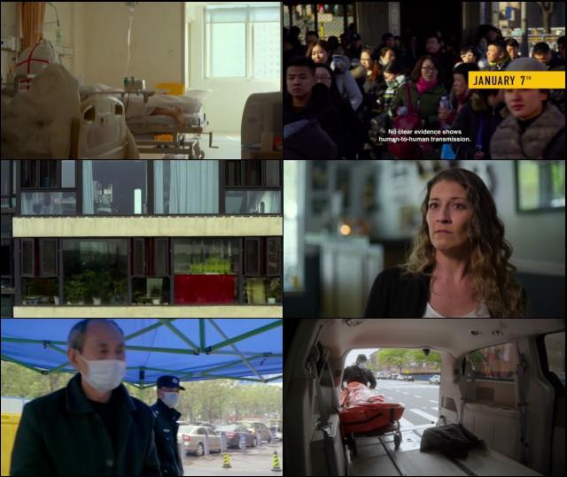 In The Same Breath: ¿qué es verdad y qué es mentira? (2021) Documental HD 1080p Latino Dual