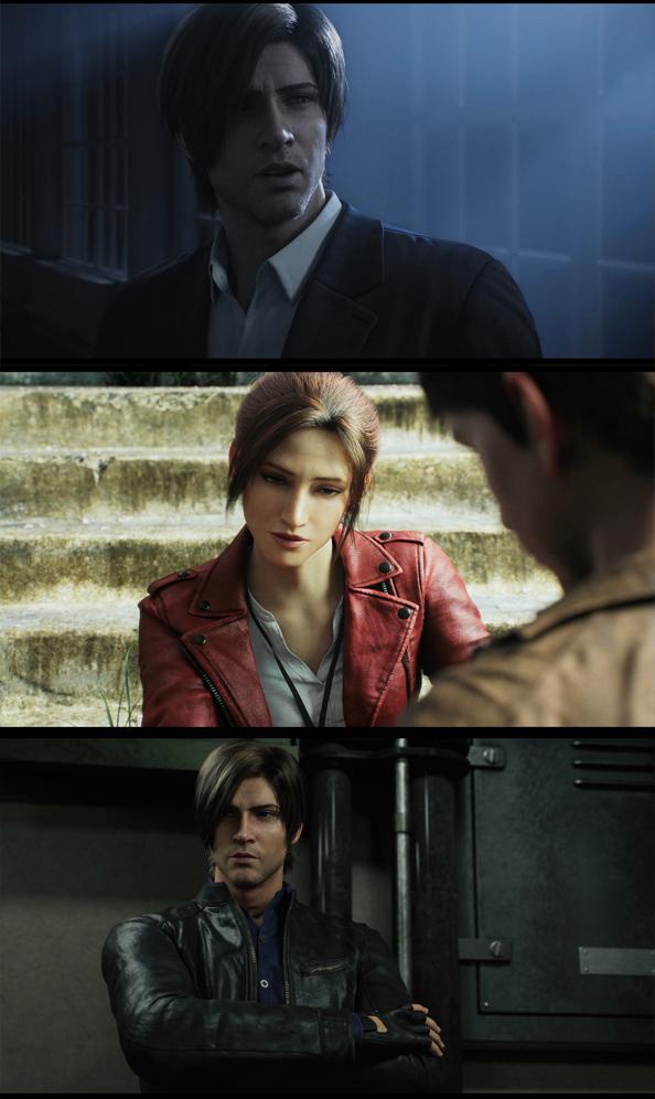 Resident Evil: La tiniebla infinita Temporada 1 Completa (2021) HD 1080p Latino Dual