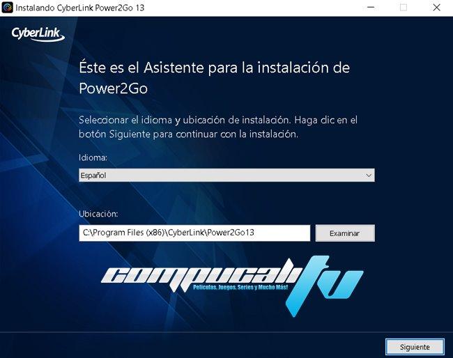 Power2Go Platinum Español Versión Full Español