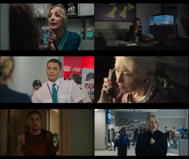 The Flight Attendant Temporada 1 (2020) Completa HD 720p Latino Dual