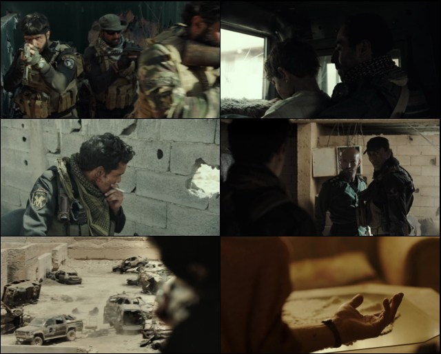 City of a Million Soldiers [Mosul] (2019) HD 1080p y 720p Latino Dual