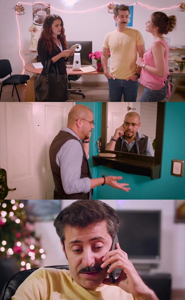 ¿Quieres ser mi rehén (2019) HD 1080p Latino