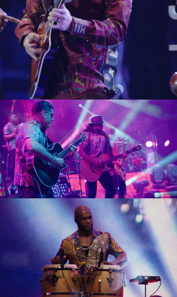 Romeo Santos: Utopia Live from MetLife Stadium (2021) Concierto HD 1080p