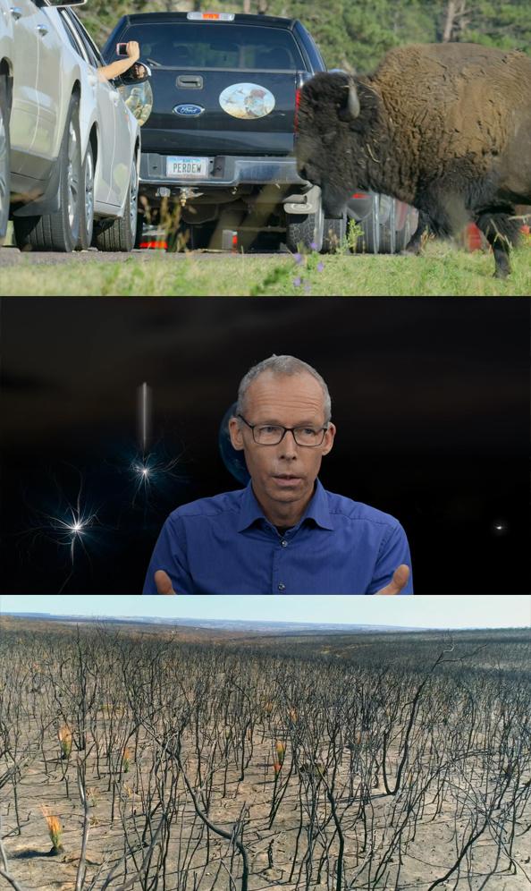 Romper los límites: La ciencia de nuestro planeta (2021) Documental HD 1080p Latino Dual