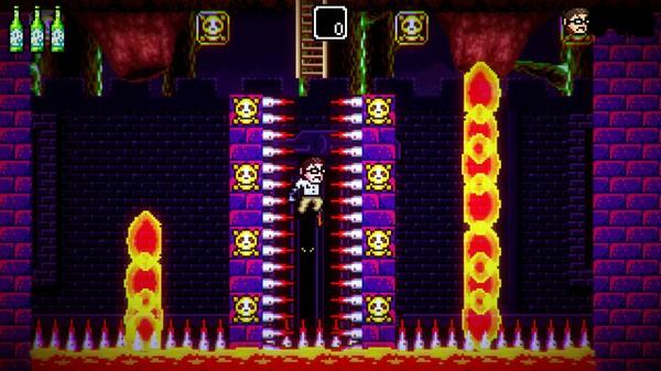 Angry Video Game Nerd I & II Deluxe (2020) PC Full Español