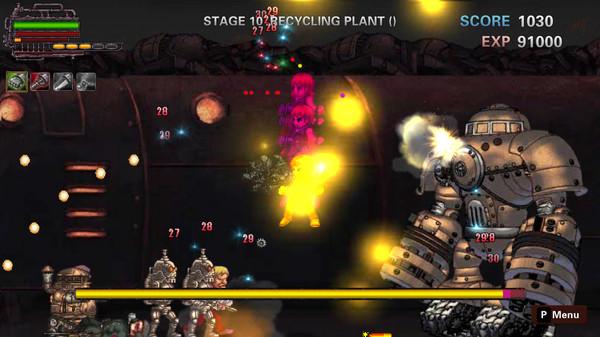Arm of Revenge Re-Edition (2021) PC Full Imagen