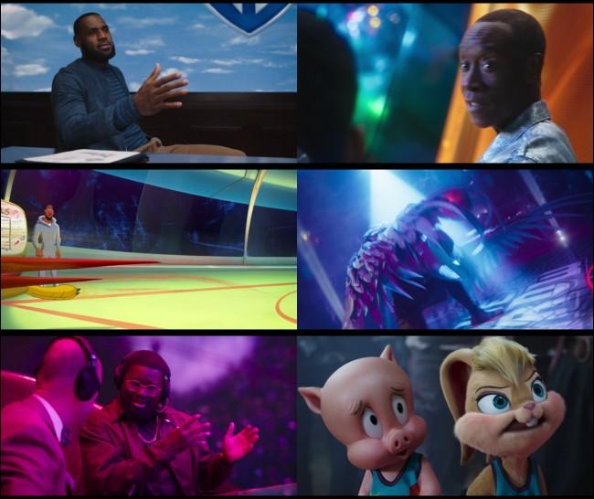 Space Jam 2: Una nueva era (2021) HD 1080p y 720p Latino Dual