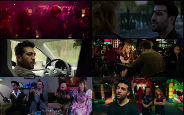 Vidas Nocturnas (2020) HD 1080p y 720p Latino Dual