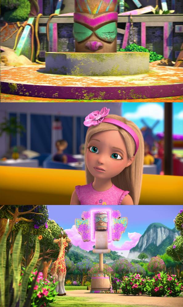 Barbie y Chelsea, el cumpleaños perdido (2021) HD 1080p Latino Dual