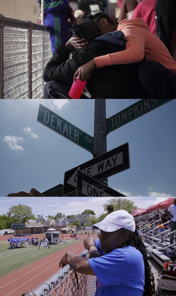 Hermanas en la pista (2021) Documental HD 1080p Latino Dual