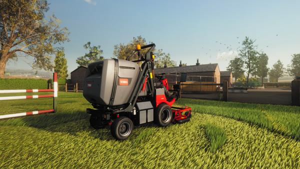 Lawn Mowing Simulator (2021) PC Full Español