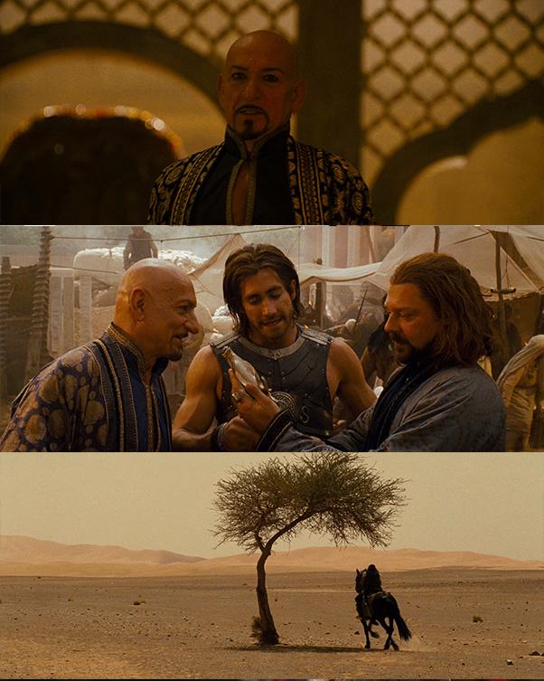 El Príncipe de Persia Las Arenas del Tiempo (2010) HD 1080p Latino Dual