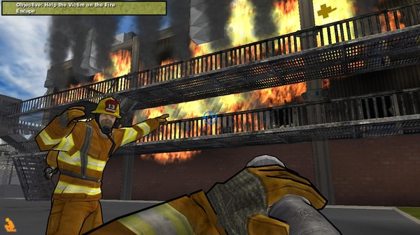 Real Heroes: Firefighter HD (2021) PC Full