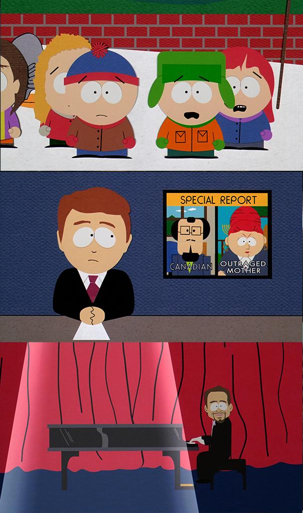 South Park: Más grande, más larga y sin censura (1999) HD 1080p Latino Dual