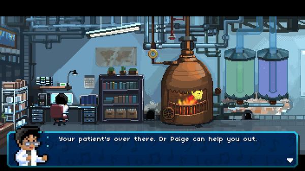Rhythm Doctor (2021) PC Game Español Latino