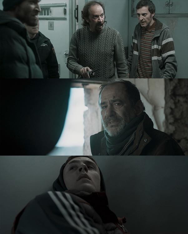 Bajocero (2021) HD 1080p Castellano