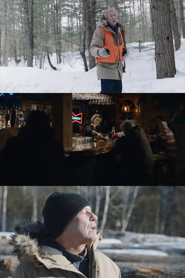 Persecución en la Nieve (2020) HD 1080p Latino Dual