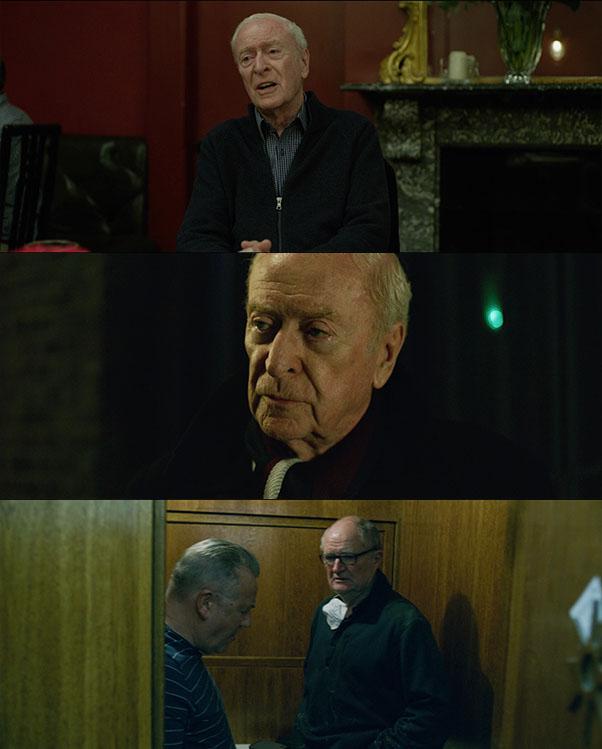 Rey de ladrones (2018) HD 1080p Latino Dual