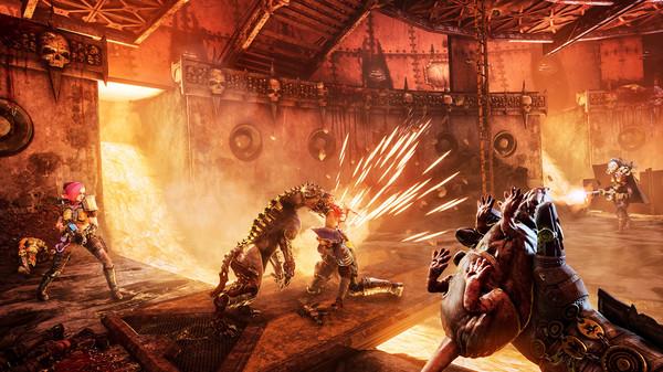 Necromunda: Hired Gun (2021) PC Full Español