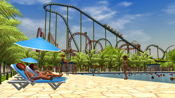 RollerCoaster Tycoon 3 Complete Edition (2020) PC Full Español