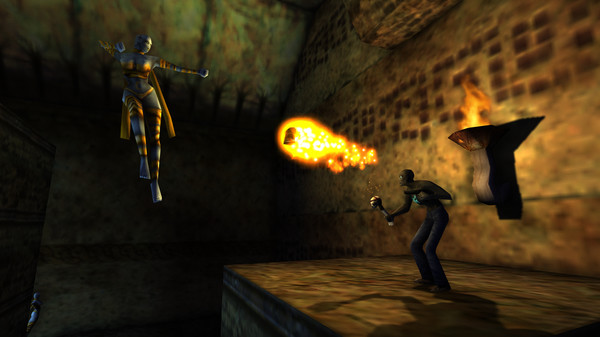 Shadow Man Remastered (2021) PC Full Español
