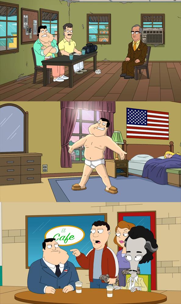 American Dad Temporada 16 Completa (2019) HD 1080p Latino Dual