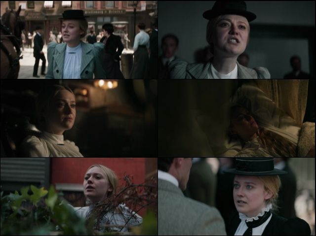 The Alienist: El ángel de la oscuridad Temporada 2 Completa HD 720p Latino Dual