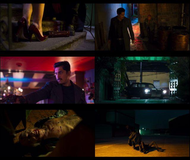 Fuego negro (2020) HD 1080p y 720p Latino