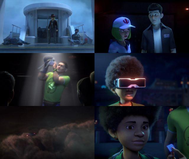 Rápidos y furiosos: Espías al volante Temporada 3 Completa HD 720p Latino Dual