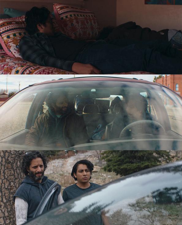 The Long Dumb Road (2018) HD 1080p Latino Dual