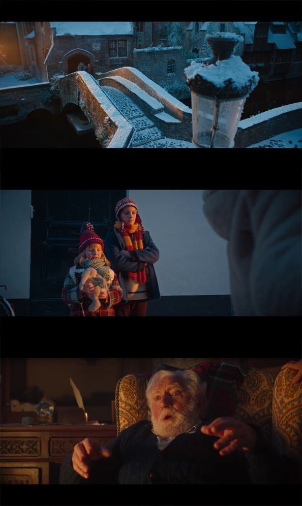 The Claus Family (2020) HD 1080p Latino Dual