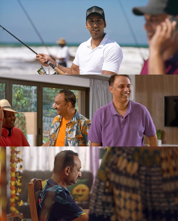 Los Kandasamy: El viaje (2021) HD 1080p Latino Dual