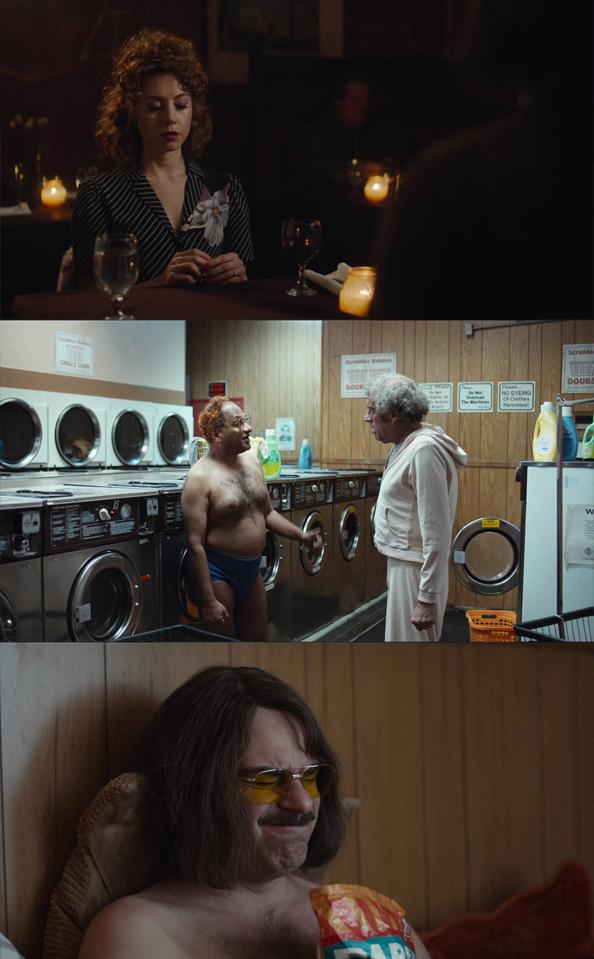 An Evening with Beverly Luff Linn (2018) HD 1080p Latino Dual