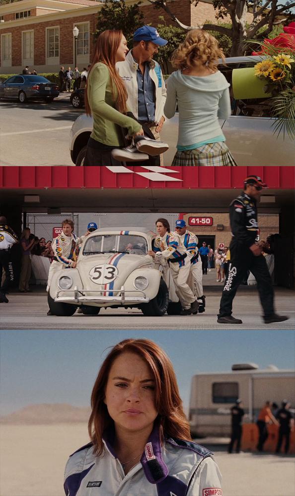 Herbie: A toda marcha (2005) HD 1080p Latino Dual