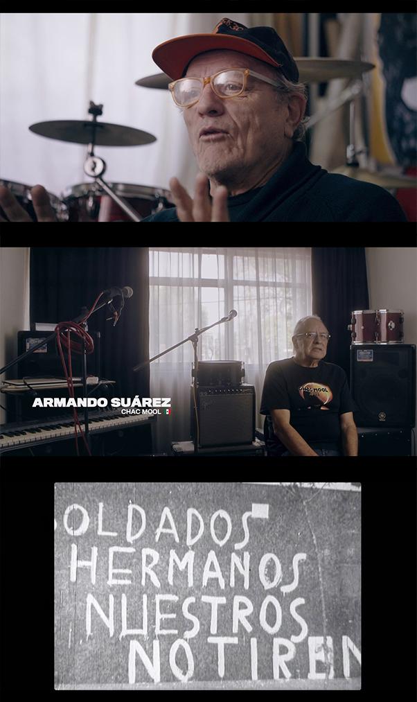 Rompan todo: La historia del rock en América Latina Temporada 1 (2020) HD 720p Latino