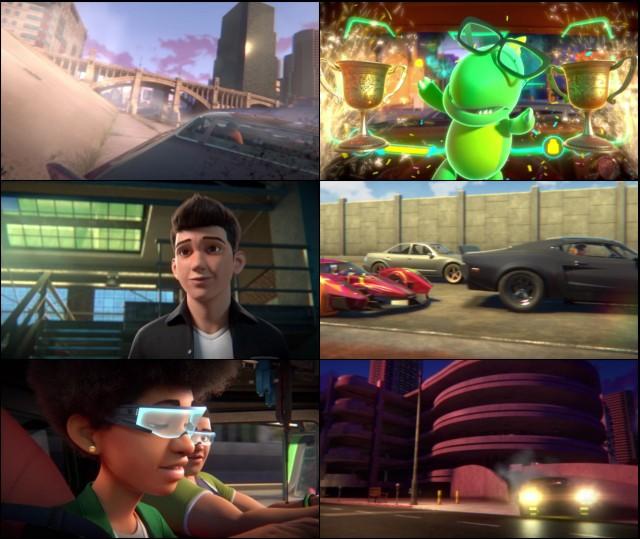 Rápidos y furiosos: Espías al volante Temporada 5 Completa HD 1080p Latino Dual