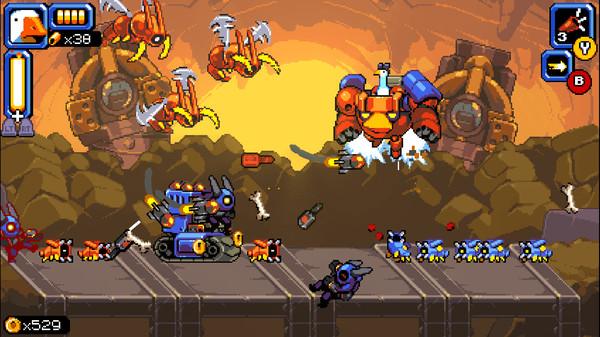 Mighty Goose (2021) PC Full Español