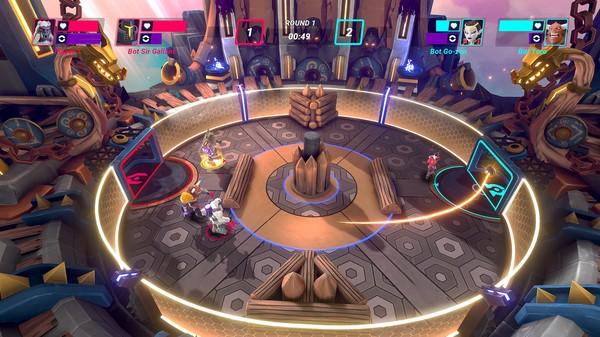 HyperBrawl Tournament (2020) PC Full Español