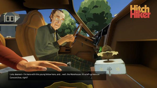 Hitchhiker - A Mystery Game (2021) PC Full Español