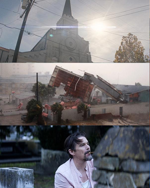 Una Ciudad Despiadada (2020) HD 1080p y 720p Latino Dual