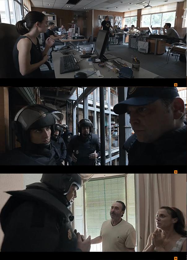 Antidisturbios Temporada 1 (2020) HD 720p Castellano