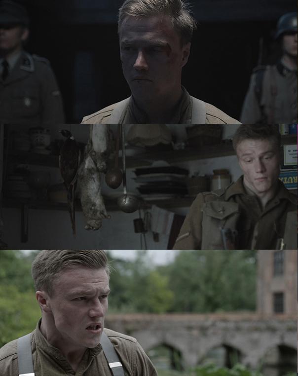 Detrás de la línea: escape de Dunkirk (2020) HD 1080p y 720p Latino Dual