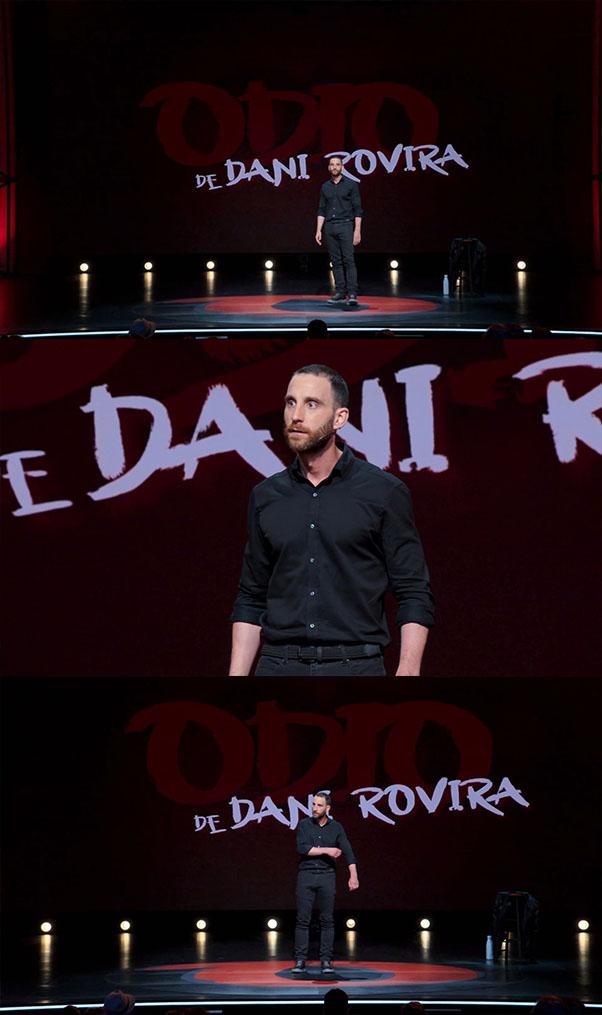 Odio, de Dani Rovira (2021) HD 1080p Castellano