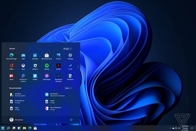 Windows 11 Versión Dev build 21996.1 Consumer Edition x64   ISO Filtrada