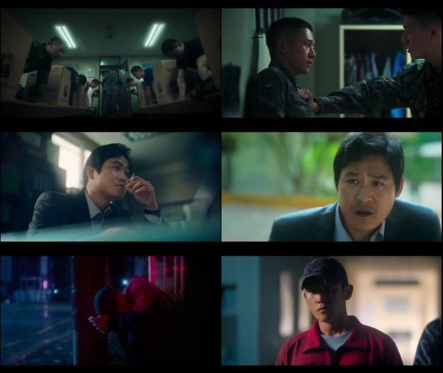D.P.: El cazadesertores Temporada 1 Completa (2021) HD 720p Latino Dual