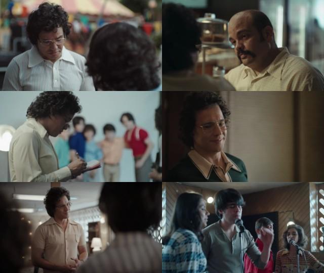 Súbete a mi moto: La historia de Menudo Temporada 1 (2020) HD 720p Latino
