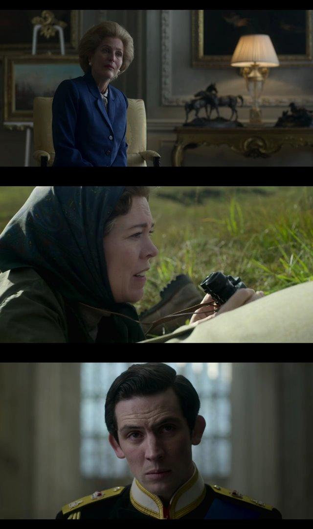 The Crown Temporada 4 (2020) Completa HD 720p Latino Dual