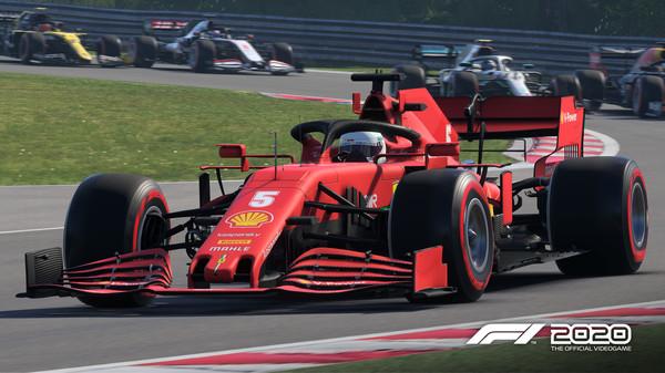 F1 2020 Deluxe Schumacher Edition (2020) PC Full Español