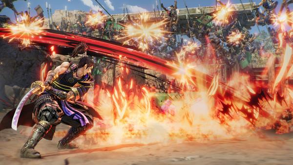 Samurai Warriors 5 (2021) PC Full