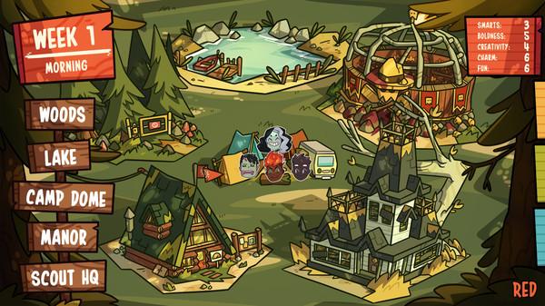 Monster Prom 2: Monster Camp (2020) PC Full